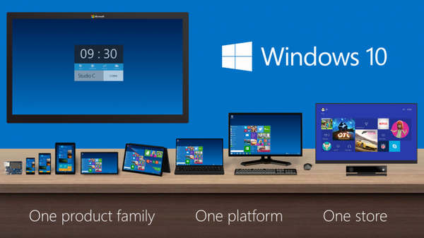 Download Windows 10 Technical Preview (Multi link)