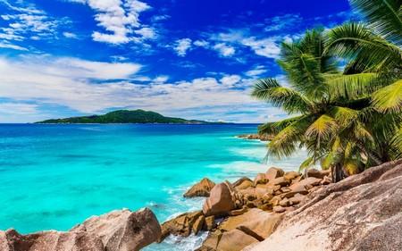 """Giải nhiệt mùa hè với bộ hình nền """"biển xanh"""""""