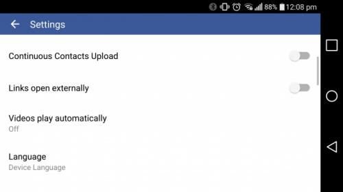 Mẹo Facebook: Cách để video không phát tự động
