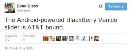 BlackBerry làm smartphone cao cấp chạy Android
