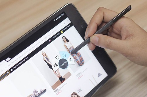 Những tiện ích trên Samsung Galaxy Tab A