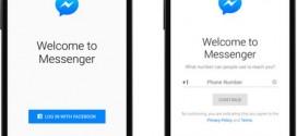 Facebook cho phép người dùng sử dụng Messenger mà không cần tài khoản Facebook