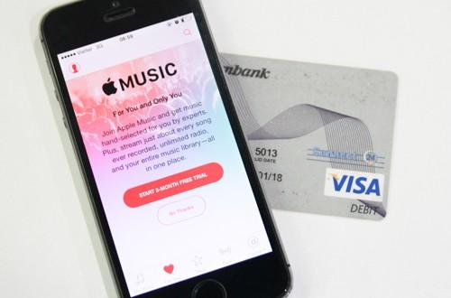 Đăng ký và sử dụng Apple Music tại Việt Nam