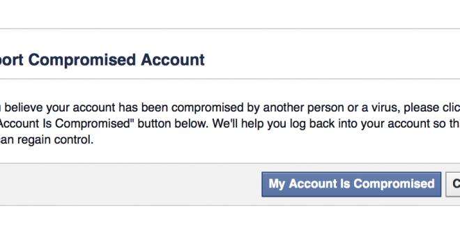 Thủ thuật lấy lại tài khoản Facebook bị hack một cách dễ dàng