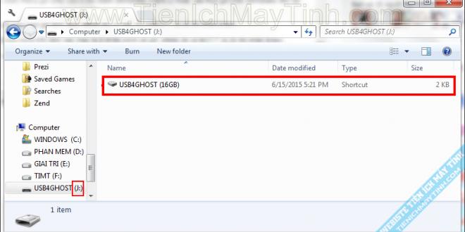 Hiện File Ẩn Và Diệt Virus Tạo Shortcut Trên USB