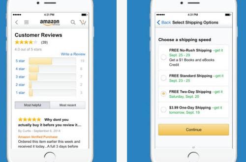 Những ứng dụng mua sắm trực tuyến nên thử