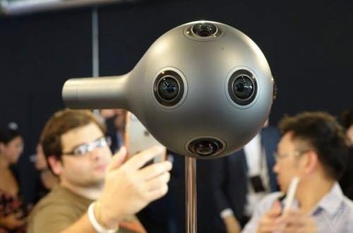 Nokia sản xuất mẫu camera kỳ lạ cho Hollywood
