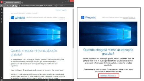"""Coi chừng bị dính mã độc khi nôn nóng """"lên đời"""" Windows 10"""