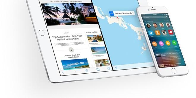 Những nâng cấp đáng giá trên iOS 9