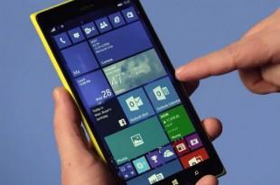 """Điện thoại Lumia cũ sẽ """"không thấy"""" Windows 10 trong năm nay"""