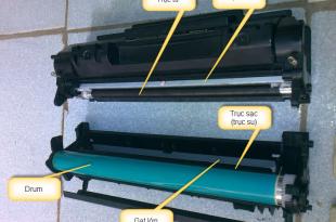 Dịch vụ sửa máy in quận phú nhuận - Bơm mực máy in phú nhuận