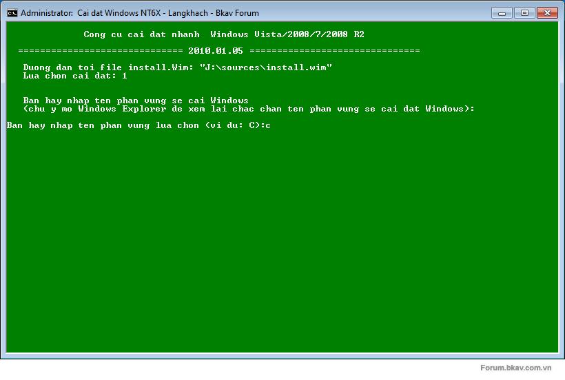 "[Hướng dẫn] Cài Win 7, Win 8 Beta ""trực tiếp"" từ file .ISO"