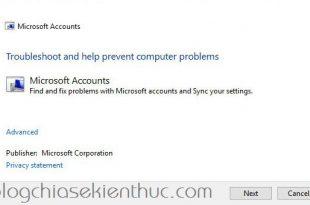 6 công cụ hỗ trợ sửa lỗi trên Windows 10 do Microsoft cung cấp