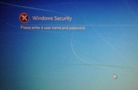 Khắc phục một số lỗi thường gặp của windows