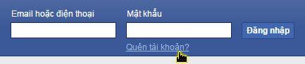 3 cách lấy lại mật khẩu Facebook khi bị quên/ bị hack hiệu quả nhất