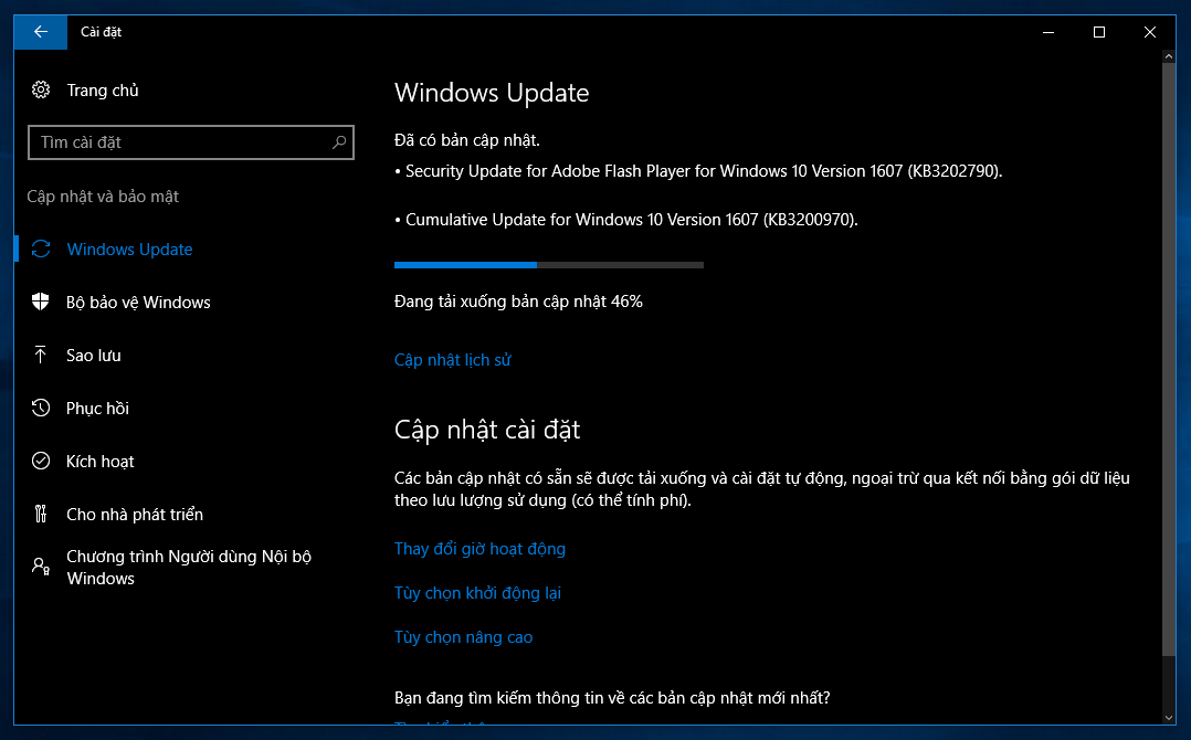 Windows 10 Update Disabler công cụ vô hiệu hóa cập nhật tuyệt vời trên Windows 10