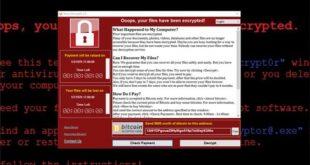Mã độc tống tiền WannaCry bùng phát dữ dội