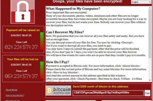 Virus Wanna Cry là gì ? Cách diệt Virus này thế nào ?