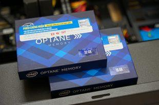 Intel Optane: Khi ổ cứng đĩa từ chạy nhanh như…ổ SSD