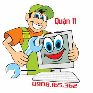 Sửa máy tính tại nhà quận 11