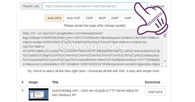 Youtube Multi Downloader Online