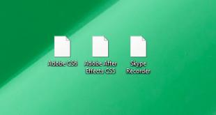 Sửa lỗi mất biểu tượng icon của các phần mềm đã cài đặt trên Windows XP 7 8 8.1 10