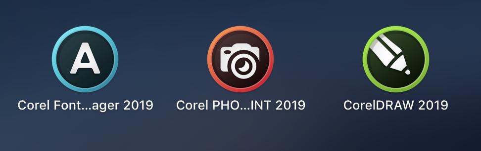 Dịch vụ cài đặt Corel cho Macbook, iMAC