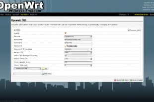 Cấu hình router Openwrt bằng dòng lệnh