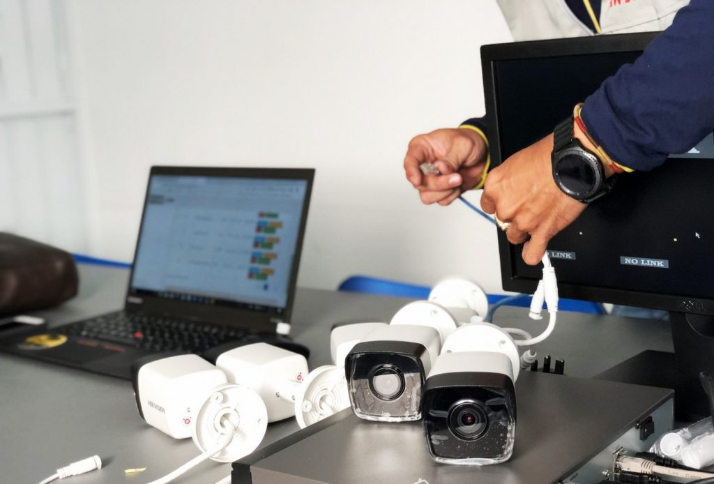 Sửa chữa camera quan sát giá rẻ