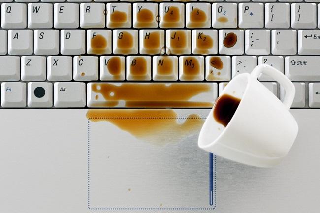 Sửa máy tính bị vào nước