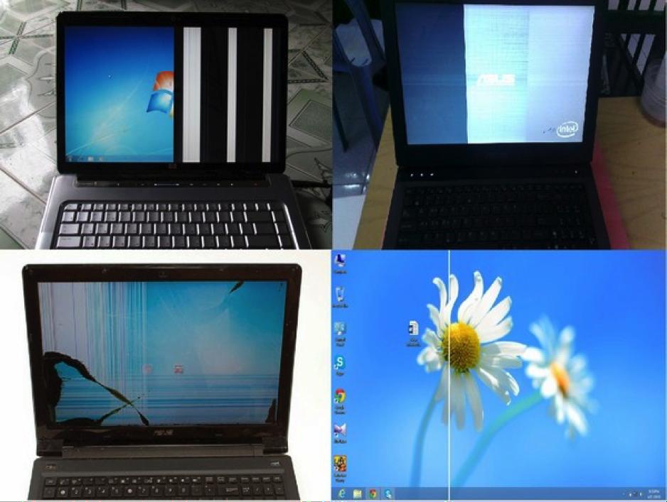 1️⃣ Sửa màn hình máy tính 1️⃣ Dịch vụ sửa chữa máy tính tại nhà