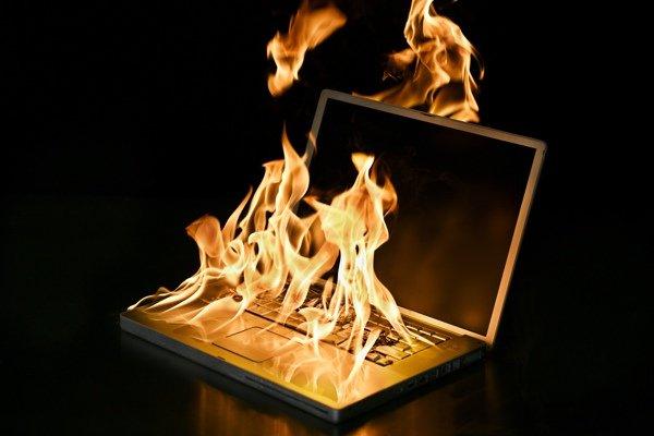Sửa máy tính bị đơ , treo, lag
