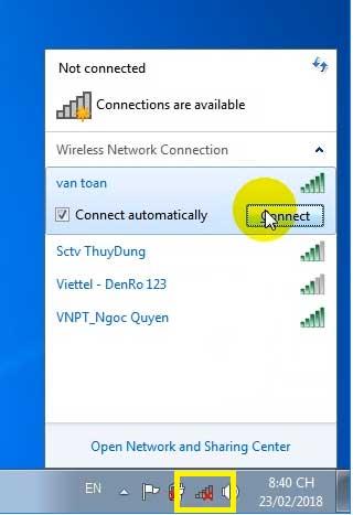 1️⃣ Sửa máy tính mất wifi rớt mạng bị gạch chéo đỏ ✅ Dịch Vụ sửa chữa máy tính tận nhà nhanh chóng