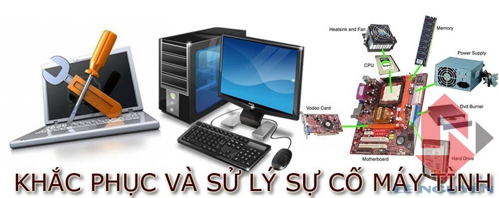 Dịch vụ cài đặt sửa máy tính quận Tân Bình tại nhà giá rẻ