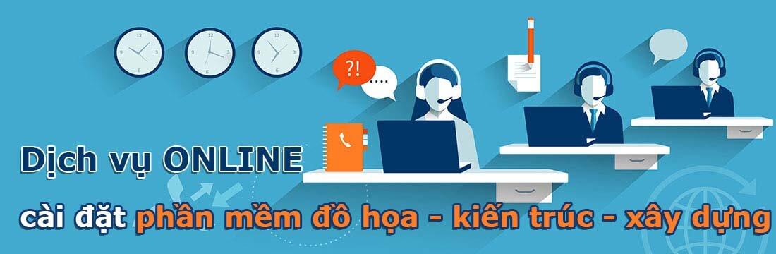1️⃣Dịch vụ cài đặt phần mềm đồ họa thiết kế từ xa online TOÀN QUỐC