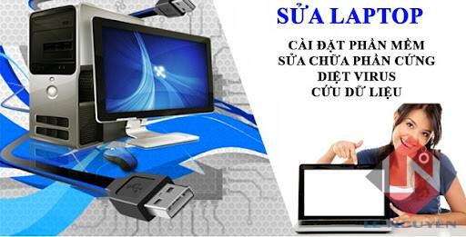 Dịch vụ cài đặt vệ sinh laptop - Sửa laptop tại nhà quận 12