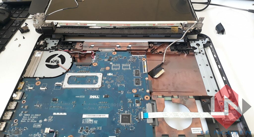 Dịch vụ cài đặt vệ sinh laptop - Sửa laptop tại nhà quận 8