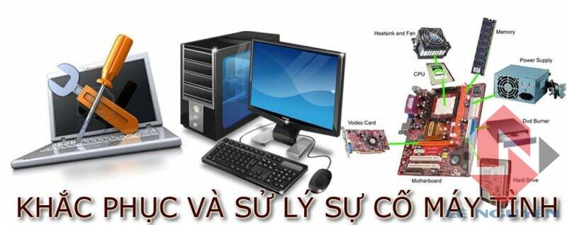 Dịch vụ cài đặt vệ sinh laptop - Sửa laptop tại nhà quận Bình Thạnh