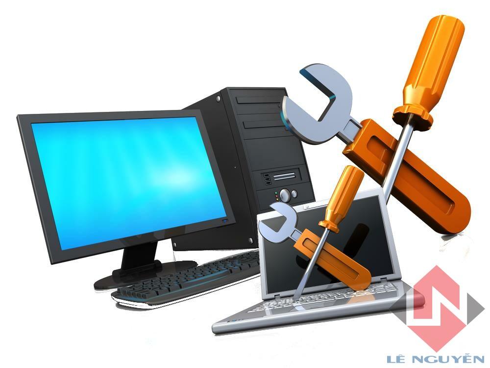 Dịch vụ cài đặt sửa máy tính quận Phú Nhuận tại nhà giá rẻ