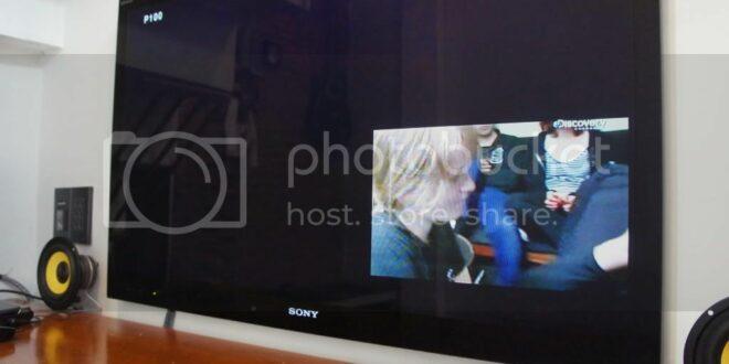 Tự làm giá treo tivi LCD siêu rẻ bằng đồ có sẵn trong nhà