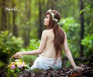 Ảnh Nude nghệ thuật thiếu nữ VIỆT NAM ver 1