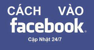 Hướng dẫn cách thay đổi DNS trên Windows XP, Windows 7,8 để vào Facebook