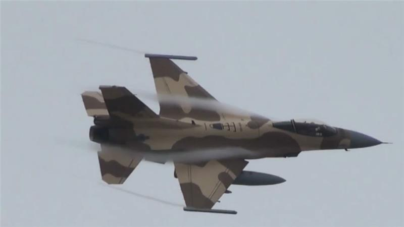Máy bay chiến đấu F-16 của Morocco mất tích tại Yemen