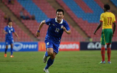 Mất Prakit là tổn thất quá lớn với đội tuyển Thái Lan