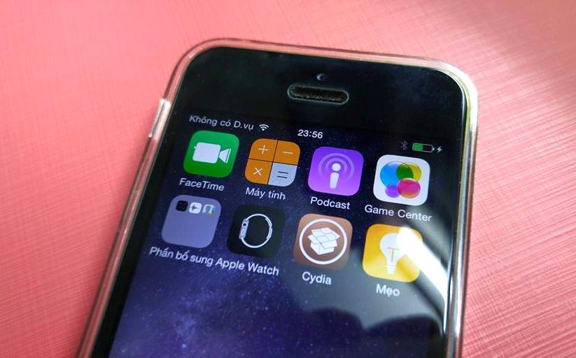iPhone 5 phiên bản iOS 8.3 đã Jailbreak thành công