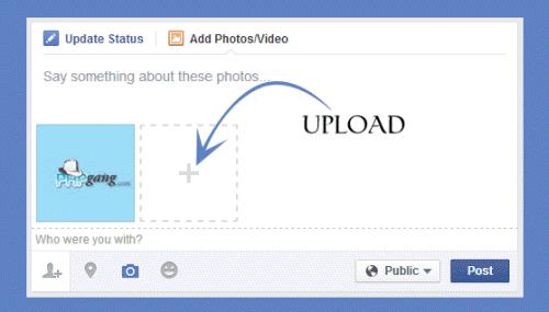 """""""Bí kíp"""" viết status, chia sẻ link, hình ảnh trên Facebook - 2"""