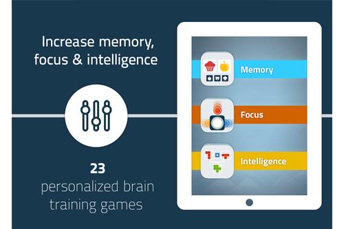 NeuroNation mang đến cho người dùng những bài