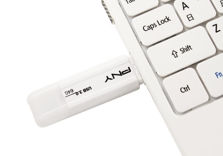 PNY tung USB có tốc độ gấp 45 lần USB thông dụng - 1