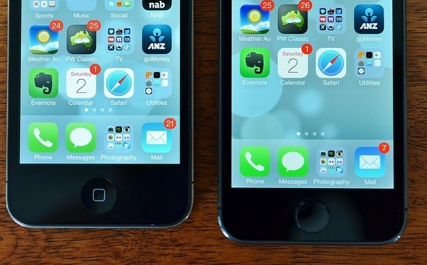 Smartphone đang ngày càng phổ biến, và hội chứng bị