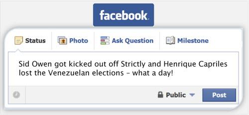 """""""Bí kíp"""" viết status, chia sẻ link, hình ảnh trên Facebook - 1"""